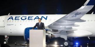 «κάθε νέο αεροσκάφος ισοδυναμεί με 70 επιπλέον θέσεις εργασίας, 100.000 επισκέπτες και 80 εκατ. άμεσα έσοδα στον τουρισμό»