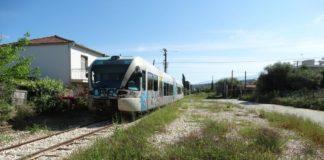 Παρασύρθηκε από το τρένο 45χρονη στην Πάτρα