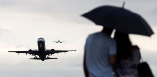 8,3% αύξησητων αεροπορικών αφίξεων στην Ελλάδα τον Ιανουάριο του 2020