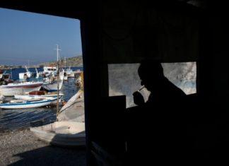 Αγαθονήσι, η ζωή στο ακριτικό νησί μετά το καλοκαίρι, με τον φωτογραφικό φακό του ΑΠΕ-ΜΠΕ