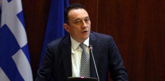 Αίγυπτος: Το Ελληνικό Τετράγωνο της Αλεξάνδρειας επισκέφθηκε ο υφυπουργός Εξωτερικών, Κ. Βλάσης