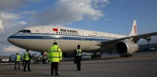 Ακυρώνει πτήσεις προς Ελλάδα και αντίστροφα η Air China