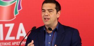 Τσίπρας: «Πυρά» σε ΝΔ και διευκρινίσεις για τους… αρμούς