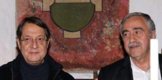 Αναστασιάδης - Ακιντζί συμφώνησαν στη λήψη μέτρων για τον κοροναϊό