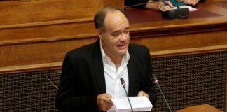 Ανδρ. Μιχαηλίδης: Δέχθηκα απρόκλητη επίθεση από τα ΜΑΤ