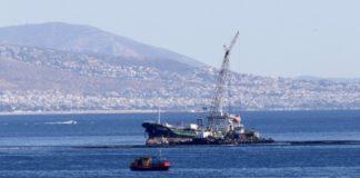 Αντιμετωπίστηκε η ρύπανση από πετρελαιοειδή στο Κερατσίνι