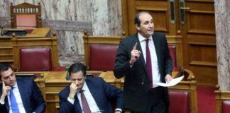 Απ. Βεσυρόπουλος: Στον πυρήνα της πολιτικής μας είναι η μείωση των φόρων