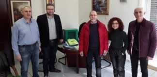 Απινιδωτές σε σχολεία του Ωραιοκάστρου με πρωτοβουλία του δήμου