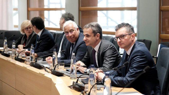 Άρχισαν πάλι οι εργασίες της συνόδου κορυφής της ΕΕ