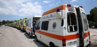 Άσκηση του ΕΚΑΒ για ύποπτο κρούσμα κορωνοϊού στην Κρήτη - «Συναγερμός» στο αεροδρόμιο Ηρακλείου