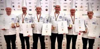 Χάλκινο μετάλλιο για τους σεφ της Β.Ελλάδας στους Ολυμπιακούς Αγώνες Μαγειρικής