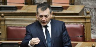 """Βρούτσης: """" Ο πρωθυπουργός έθεσε ως κορυφαία προτεραιότητα την ανθρώπινη ζωή"""""""