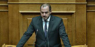 Κώτσηρας: Ο ΣΥΡΙΖΑ προσβάλλει βίαια τους βουλευτές στη Novartis