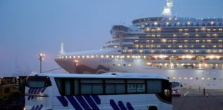 Covid-19: Επιπλέον 99 κρούσματα στο κρουαζιερόπλοιο Diamond Princess