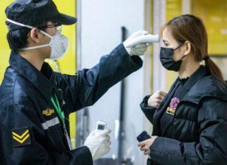 Covid-19: Μείωση κρουσμάτων στην Κίνα, αύξηση στη Νότια Κορέα