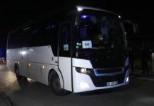 Covid-19: Οι αρχές της Γαλλίας απέκλεισαν στην Λιόν λεωφορείο προερχόμενο από την Ιταλία