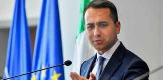 Δεν συμμετέχει στη σύνοδο των ΥΠΕΞ  στη Θεσσαλονίκη ο υπουργός της Ιταλίας, Λ. Ντι Μάϊο, λόγω κοροναϊού