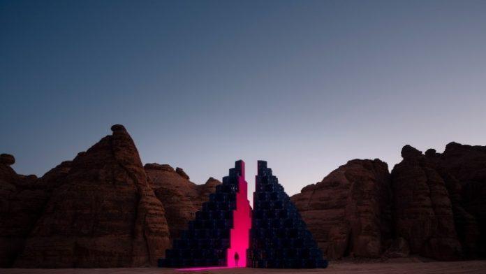 Desert X Al Ula: Εγκαταστάσεις στη σαουδαραβική έρημο