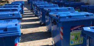 Δήμος Καλαμαριάς: Νέοι κάδοι και υπογειοποίηση απορριμμάτων