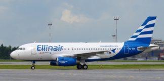 Εllinair: Νέο δρομολόγιο Θεσσαλονίκη-Μπακού