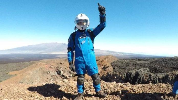 Έλληνας εκπαιδευόμενος αστροναύτης σε αποστολή προσομοίωσης του ESA