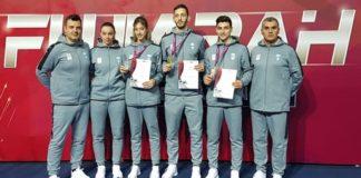 Ελπιδοφόρα εμφάνιση για την προ-Ολυμπιακή ομάδα στη Φουτζέιρα