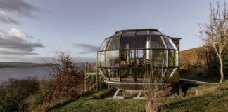 Ένα «αερόπλοιο» προσγειώθηκε – και φιλοξενεί – στην Σκωτία