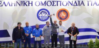 Ευκαρπία και ΓΟ Ευόσμου πρωταθλητές Ελλάδας