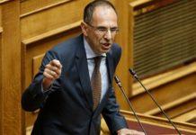 Γ. Γεραπετρίτης: Καμία λέξη από τον κ. Τσίπρα για την άναδρη επίθεση κατά των σωμάτων ασφαλείας