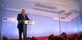 Γ. Πατούλης: Χρειαζόμαστε επενδύσεις σε θάλασσα και στεριά με ανοιχτά μυαλά και όχι με ιδεοληψίες που μας καθηλώνουν στο χθες