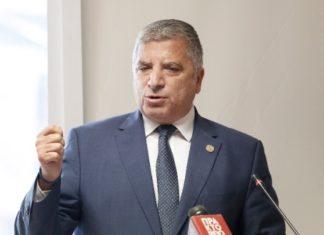 Γ. Πατούλης: «Στρατηγικός στόχος της Περιφ. Αττικής η διασφάλιση της προστασίας της υγείας των πολιτών»