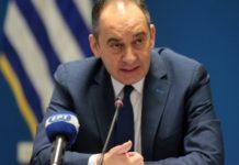 Γ. Πλακιωτάκης: Θα φυλάξουμε τα θαλάσσια σύνορά  μας, με οποιοδήποτε τρόπο και μέσο