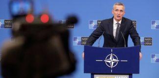 Γ. Στόλτενμπεργκ: Το ΝΑΤΟ μπορεί να αναλάβει την εκπαίδευση των κουρδικών δυνάμεων στο Ιράκ