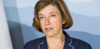 Γαλλίδα υπουργός Άμυνας: Η Γαλλία στο πλευρό της Ελλάδας σε Αιγαίο και Ανατολική Μεσόγειο