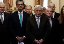 Η Ευρωπαϊκή Κίνηση Ελλάδας βράβευσε τον Προκόπη Παυλόπουλο