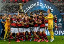 Η Φλαμένγκο κατέκτησε για πρώτη φορά το Recopa