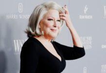 """Η Μπέτι Μίντλερ απαντά στον Ντόναλντ Τραμπ για την ταινία """"Παράσιτα"""""""