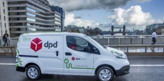 Η εταιρία μεταφορών και logistics DPD θα προμηθευτεί από την Nissan τριακόσια e-NV200