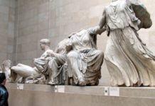 «Η φύλαξη των γλυπτών του Παρθενώνα ανήκει σήμερα πιά στην Ελλάδα», υποστηρίζει η Washington Post