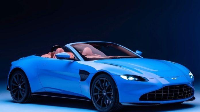 Η νέα Aston Martin Vantage Roadster αποκαλύπτεται σε 6,7΄΄