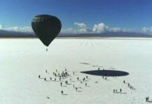Η πρώτη πτήση με ενέργεια μόνον από τον ήλιο