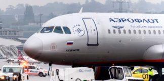 Η ρωσική αεροπορική εταιρεία Aeroflot περιορίζει τις πτήσεις της προς την Κίνα