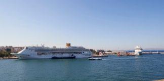 Η θαλάσσια σύνδεση Ελλάδος–Κύπρου συζητήθηκε στη συνάντηση Γ. Πλακιωτάκη - Ν. Πηλείδου