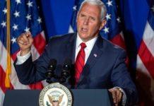 ΗΠΑ :Ο Μάικ Πενς συντονιστής της αντίδρασης στον κοροναϊό