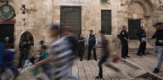 Ισραήλ: Η αστυνομία πυροβόλησε και σκότωσε έναν άντρα που είχε μαχαίρι, στην Παλιά Πόλη της Ιερουσαλήμ