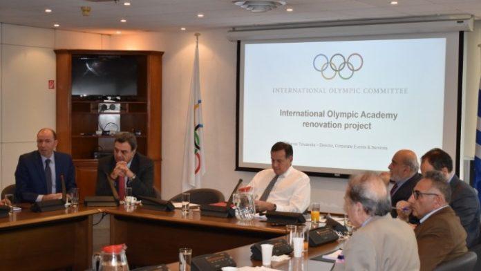 Iστορική απόφαση για την Ελληνική Ολυμπιακή Επιτροπή