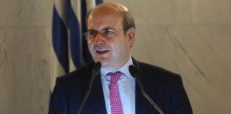 Κ. Χατζηδάκης: Λέμε όχι με πράξεις στη δυσοσμία και τη δυσφήμιση λόγω σκουπιδιών