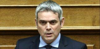 Κ. Καραγκούνης: Θα εξετάσουμε αν έπρεπε οι μάρτυρες στην υπόθεση Novartis να έχουν καταστεί προστατευόμενοι