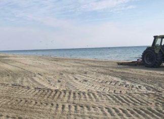 Κατερίνη: Σε καθαρισμό του παραλιακού μετώπου προχώρησαν οι υπηρεσίες του δήμου