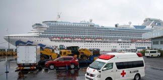 Κοροναϊός: 70 νέα κρούσματα επιβεβαιώθηκαν μεταξύ των επιβαινόντων στο κρουαζιερόπλοιο Diamond Princess